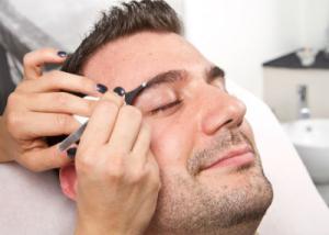 Eyebrow Grooming for Men1
